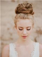 Những kiểu tóc tuyệt đẹp cho cô dâu mùa hè