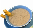 Cách nấu 2 món cháo bổ dưỡng cho bé ăn dặm