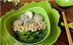 Canh khoai sọ nấu lạc, ăn ngon và dễ làm