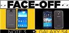 Galaxy Note 3 vs Galaxy S4: Máy nào