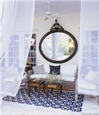 10 cách trang trí với gương