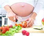 Bà bầu táo bón: Con dễ suy dinh dưỡng