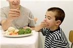 10 kinh nghiệm cho mẹ chăm con biếng ăn