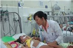 Mùa nắng bệnh viêm phổi nặng tấn công trẻ nhỏ