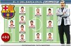 Hy sinh Fabregas - phương pháp giúp Barca chiến thắng Atletico