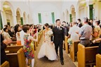 Kinh nghiệm khi tổ chức đám cưới trong nhà thờ