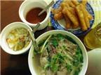 Nét ẩm thực đặc trưng của 3 miền Bắc Trung Nam