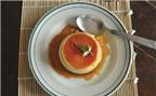 Cách làm rau câu bánh flan nhiều lớp không khó