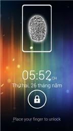 """Thú vị trò đùa """"bảo mật vân tay"""" trên smartphone chạy Android"""