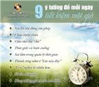 9 ý tưởng để mỗi ngày tiết kiệm một giờ