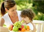Bí kíp chuẩn dinh dưỡng cho bé trên 3 tuổi