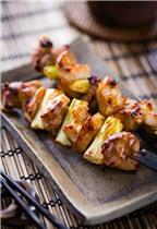 Cách làm món gà xiên nướng hấp dẫn cho buổi tối cuối tuần