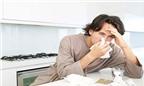 Viêm mũi dị ứng có thể dẫn đến viêm xoang