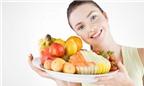 Mẹo tránh sẹo nhờ thức ăn