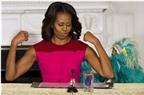 Bí quyết giữ vóc dáng cân đối của Đệ nhất phu nhân Michelle