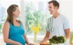 Dinh dưỡng cho bà bầu những tháng cuối thai kỳ