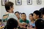 Kinh nghiệm dạy tiếng Anh cho trẻ từ 3-7 tuổi.
