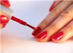 Sai lầm nghiêm trọng khi dùng sơn móng tay
