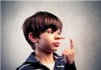 9 cách xử trí thông minh khi bé nói dối