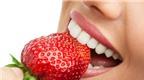 9 mẹo làm sạch mảng bám răng trong 5 phút