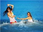 Mẹo hay giúp dưỡng trắng da sau khi đi biển