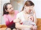 Cách phòng tránh trầm cảm sau sinh