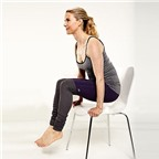 Năm động tác yoga