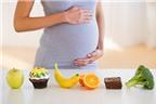 Chế độ dinh dưỡng lý tưởng cho bà bầu giai đoạn 3 tháng đầu thai kỳ