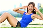 Làm sao để giảm vòng eo bụng?
