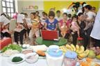 Cách nuôi dưỡng trẻ suy dinh dưỡng