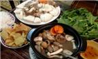 Cách làm lẩu đuôi bò nấu la hán quả ngon lạ