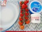 Cách làm mứt cà chua bi dẻo ngon, thơm ngọt