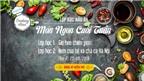 Học nấu món ngon cuối tuần miễn phí
