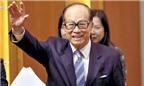 9 bài học thành công từ người giàu nhất Hong Kong