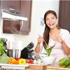 Ăn tối thế nào để giảm cân?